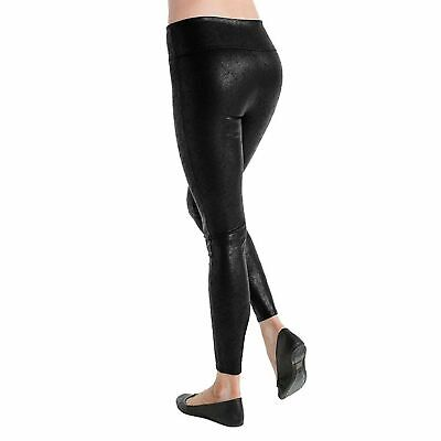 SPANX Assets Red Hot Label Structured Leggings Racing Stripe BNWT Black