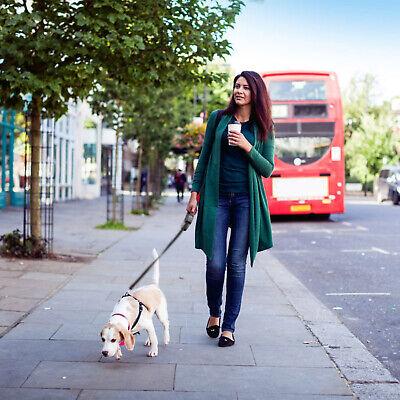 Heavy Duty Retractable Dog Leash 16ft Walking Lead for S/M Pet Dogs Waterproof 7