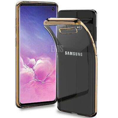 For Samsung Galaxy S10E S10 S9 S8 Plus Clear Case Soft Gel Protective Slim Cover 6