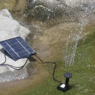 POMPE A EAU SOLAIRE / Fontaine Piscine Bassin Jardin 7