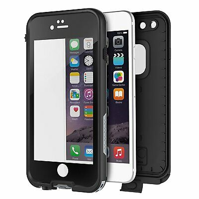 For Apple iPhone 6s 6 Plus Waterproof Case Cover w/ Built-in Screen Protector 3