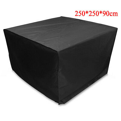 Large Waterproof Garden Patio Furniture Cover Covers Rattan Table Cube Outdoor 10