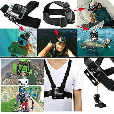 Accessories 216pcs Pack Case Chest Head Floating Monopod GoPro Hero 7 6 5 4 3+2 3
