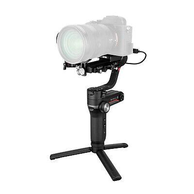 ZHIYUN WEEBILL S 3-Axis Gimbal Handheld Stabilizer For DSLR Mirrorless Cameras 6