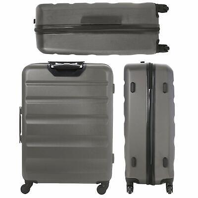 Aerolite Lightweight Luggage Set ABS Hard Shell 4 Wheel Spinner Suitcase 3-Piece 7