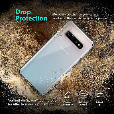 Samsung Galaxy S10 5G S10e S9 S8 Plus Case Clear Heavy Duty Shockproof Cover 5