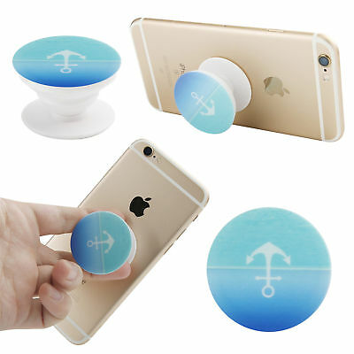 Universal Pop Up Phone Holder Expanding Stand Hand Grip Mount For iphone Samsung