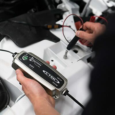 CTEK Multi MXS 3.8A 12V Car Battery Smart Trickle Charger & Comfort Indicator 5