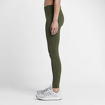 560f8222447ec ... Nike Women's Epic Lux Flash Running Tights Olive 687012 325 Size Small  (S) NWT