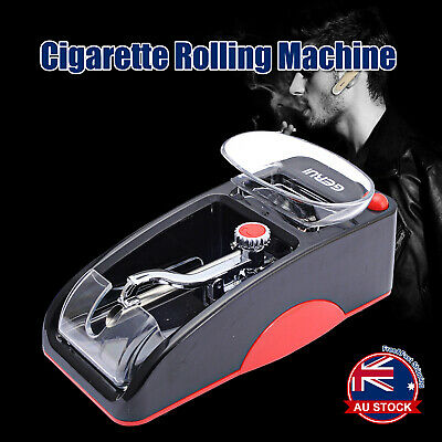 Electric Automatic Cigarette Injector Rolling Machine Tobacco Maker Roller A 8