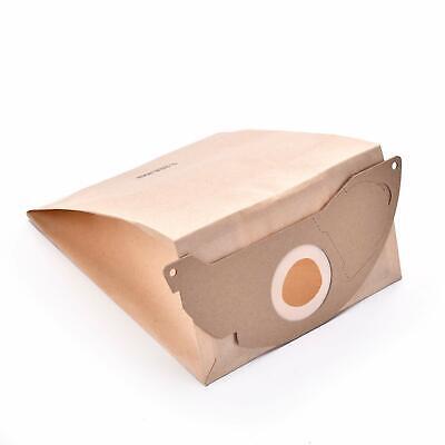 Staubsaugerbeutel für Karcher 6.959-130.0 6.904-322.0 Papiertüten Filter MV4 MV3 7