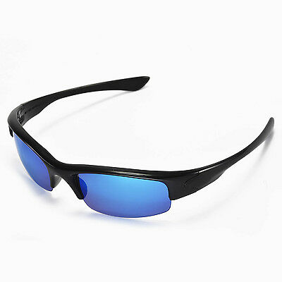 8c9f8528bcd1 ... 4 of 5 New Walleva Polarized Ice Blue Replacement Lenses For Oakley  Bottlecap Sunglasse 5