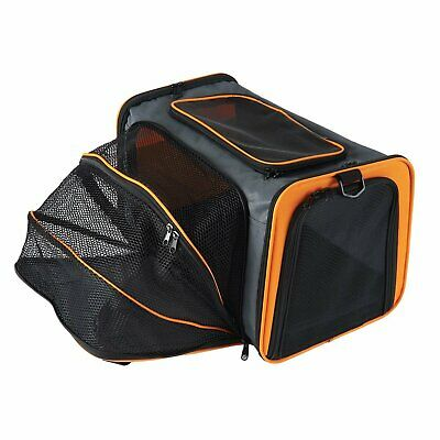 3 Size Expandable Pet Carrier Hand Shoulder Bag Kennel Cage Fr S-L Dog Cat Puppy 4