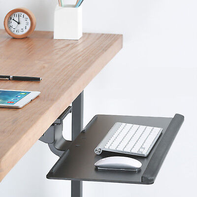 Mauspad o Computertisch Tastatur Schreibtisch Keyboardauszug Tastaturauszug