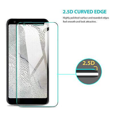 Google Pixel 3A XL 3AXL 9H Premium Full Cover Tempered Glass Screen Protector 7