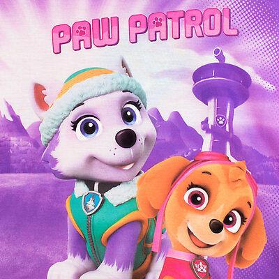 Paw Patrol Pyjamas | Girls Paw Patrol PJs | Paw Patrol Skye & Everest Pyjama Set 3