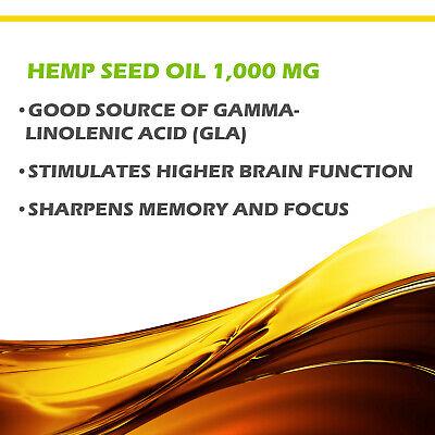 Best Hemp Oil Drops for Pain Relief, Stress, Sleep (PURE & ORGANIC) - 1000 mg 6