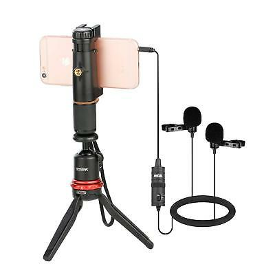 BOYA  3.5 mm Lavalier Microphone for Smartphone and Cameras with Mic Port BY-M1 8