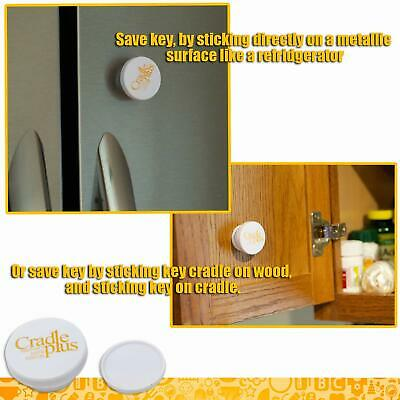 Baby Proofing Magnetic Cabinet Locks Pack with Outlet Covers Child Proof Safety 4
