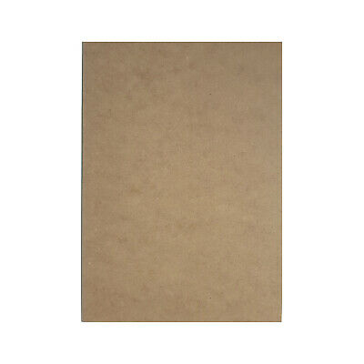 """MDF Backing Board Panels for Framing, Art, Painting - 9 x 7"""" PACK OF 10 2"""