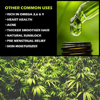 Best Hemp Oil Drops for Pain Relief, Stress, Sleep (PURE & ORGANIC) - 1000 mg 7