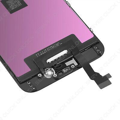 Pantalla Completa para Iphone 6 Negra Negro Tactil Digitalizador + LCD + Marco 4