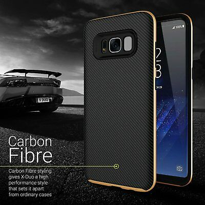 Luxury Carbon Fibre Case Silicone Protective Cover For Samsung Galaxy S6 S7 Edge 3