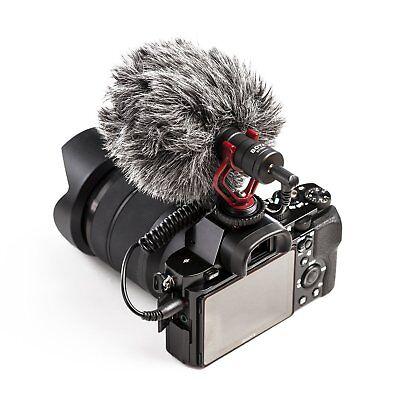 "BOYA Cardiod Shotgun Microphone MIC Video for Smartphone DSLR ""US Seller"" 5"