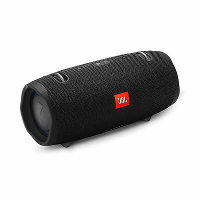 New JBL Xtreme 2 Portable Bluetooth Wireless Waterproof Speaker - (Black) 2