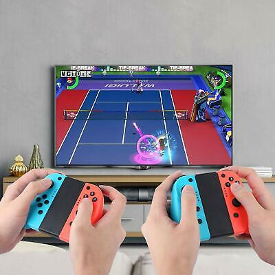 For Nintendo Switch Joy-Con (L/R) Wireless Bluetooth Controllers Set - Neon New 10