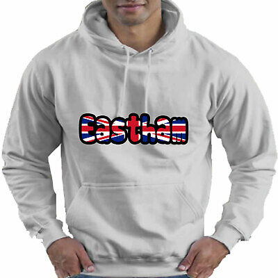 Eastham Love Childrens Childs Kids Boys Girls Hoodie Hooded Top 4
