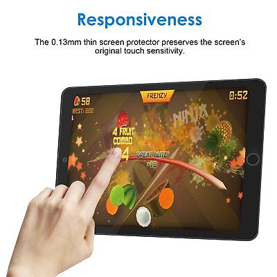 Screen Protector Film For Apple iPad 3 4 Mini 2 3 4 Air 1 2 Pro 9.7 10.5 11 12.9 4