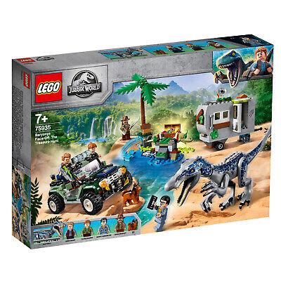LEGO Jurassic World 75938 75937 75935 75934 T.REX Triceraptos Dilphosaurus N7/19 4
