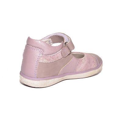 Noel Girls Mini Alize Lilac Leather High Back Shoes UK 7 EU 24 US 7.5 RRP £45.00 3