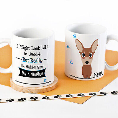 Personalised Dog Mug Funny Pet Cup Birthday Gift All Breeds 6
