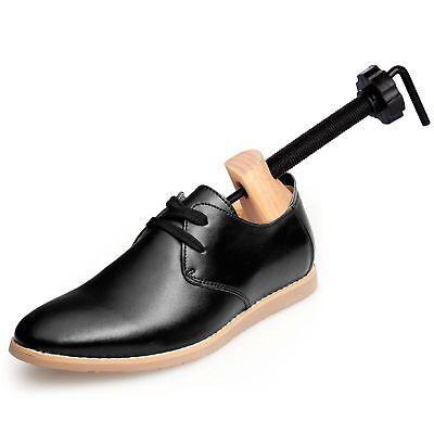 2-Way Wooden Shoes Stretcher Expander Shoe Tree Unisex Bunion Plugs 11