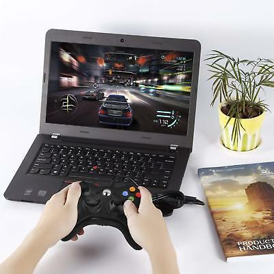 Wired USB Game Controller Joystick for Microsoft Xbox 360 / PC Windows XP 7 8 10 10