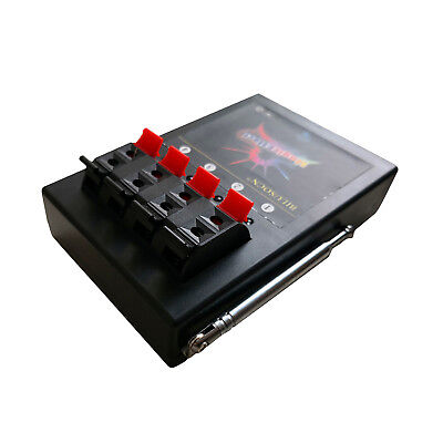 24 cues fireworks firing system  120 cues wireless control 500M distance program 3