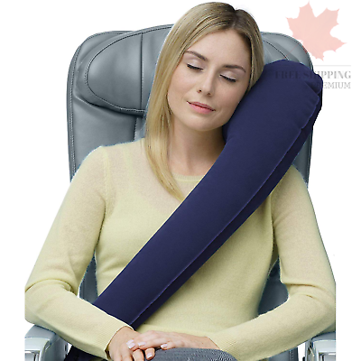 - Ultimate Travel Pillow - Lean Into It to Sleep - Fall Asleep Faster Stay As... 8