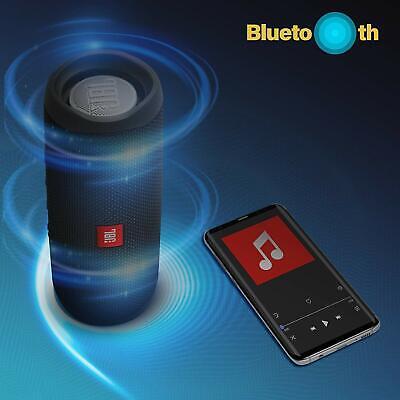 JBL Flip 5 Portable Waterproof Bluetooth Speaker - Black 5