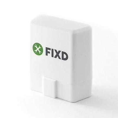 FIXD OBD-II OBD2 Active Car Health Diagnostic Monitor - 2nd Generation 2