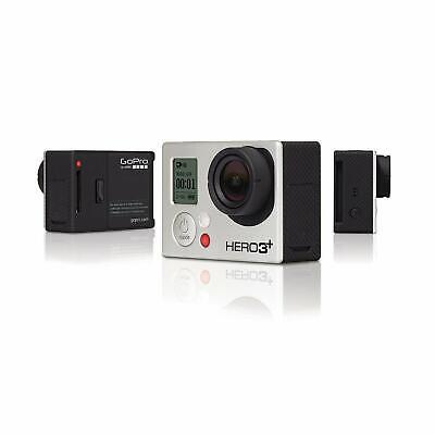 GoPro Hero 3+ Black Actionkamera 4K Wasserdichte - Zertifiziert Aufgearbeitet 5