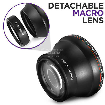 Altura Photo® 58MM .43x Wide Angle Lens with Macro for Canon DSLR Cameras 5