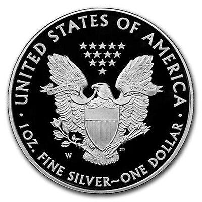 2018-W Proof Silver American Eagle PR-70 PCGS (First Strike) - SKU#153445 3