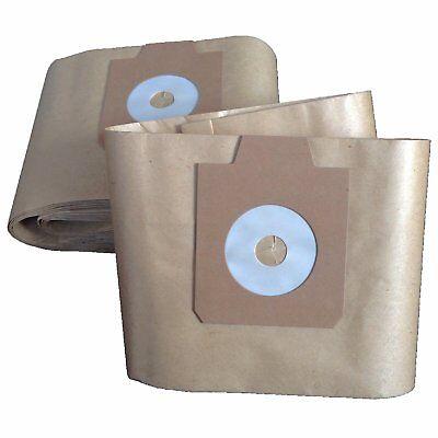 10x Staubsaugerbeutel Papier für Nilfisk-Alto GD 930 G Panther GD 930 S 2 Cubic