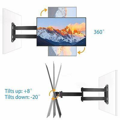 """Soporte de pared para Tv LCD LED MONITOR televisor Giratorio 14"""" 32"""" 42"""" 46"""" 55"""" 6"""