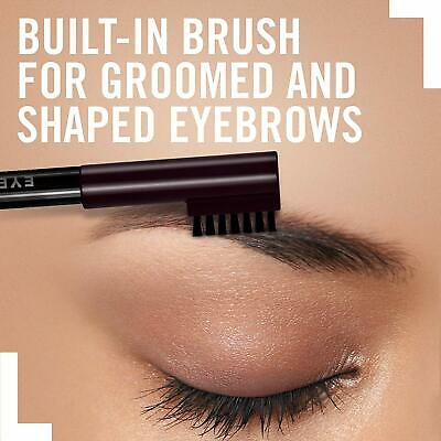 Rimmel Professional Eyebrow Pencil With Brush *DARK BROWN/ HAZEL/ BLACK BROWN* 4