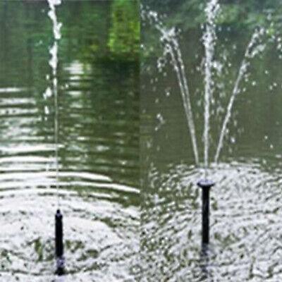 POMPE A EAU SOLAIRE / Fontaine Piscine Bassin Jardin 8