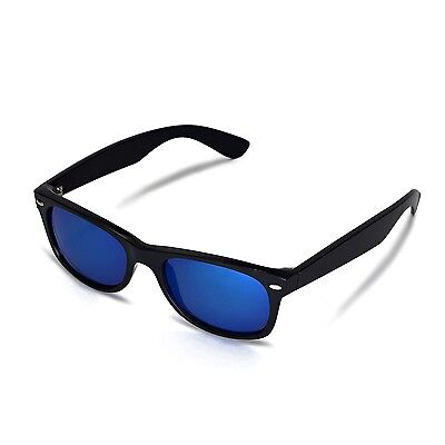 d4c8ff53c6 ... Walleva Polarized Ice Blue Lenses For Ray-Ban Wayfarer RB2132 52mm 4