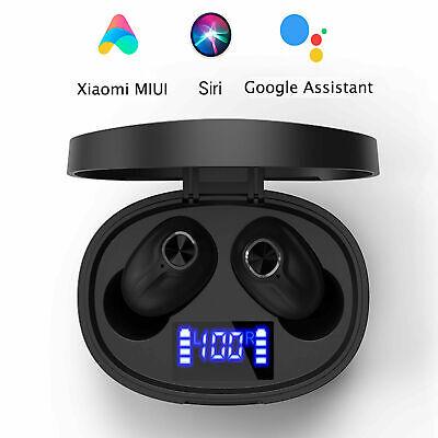 Bluetooth 5.0 Headset TWS Wireless Earphones Mini Earbuds Stereo Headphones IPX7 2
